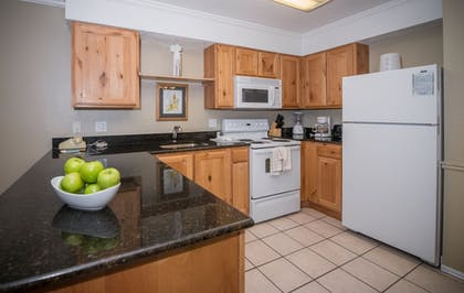 In-Room Kitchen | Sweetwater Lift Lodge