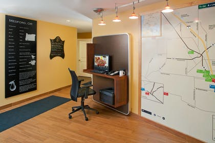 Business Center | TownePlace Suites by Marriott Medford