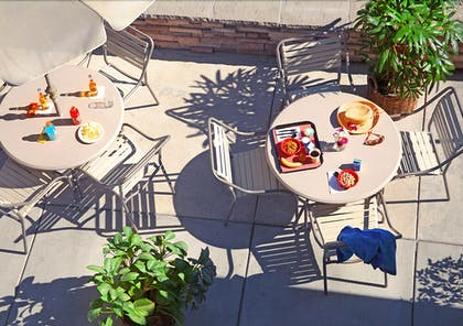 Terrace/Patio | TownePlace Suites by Marriott Medford