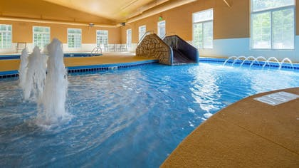 Indoor Pool | Best Western Crandon Inn & Suites