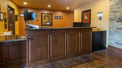 Reception | Best Western Crandon Inn & Suites