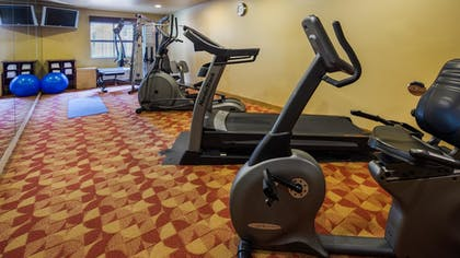Fitness Facility | Best Western Crandon Inn & Suites