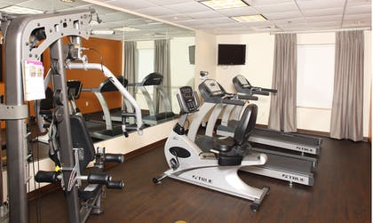 Fitness Facility | Holiday Inn Express & Suites Mobile West - I-65