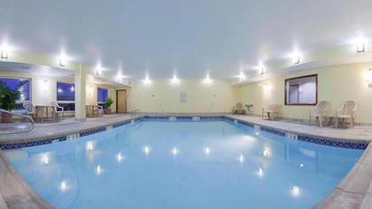 Indoor Pool | Holiday Inn Express Hotel & Suites El Dorado, Kansas