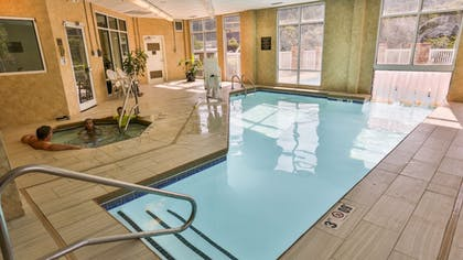 Indoor Pool | Holiday Inn & Suites Asheville Downtown