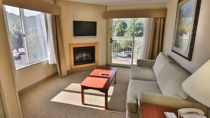 Guestroom | Holiday Inn & Suites Asheville Downtown