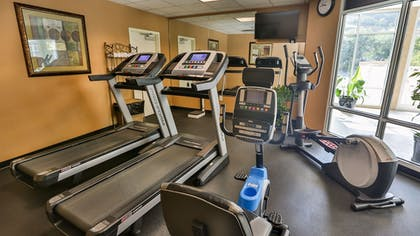 Gym | Holiday Inn & Suites Asheville Downtown