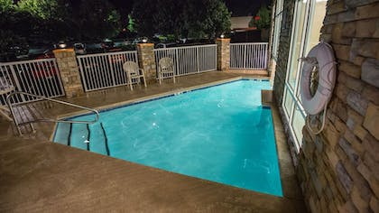 Outdoor Pool | Holiday Inn & Suites Asheville Downtown