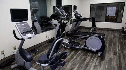 Fitness Facility | Holiday Inn Express Hotel & Suites Texas City
