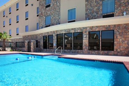 Pool | Holiday Inn Express Hotel & Suites Texas City