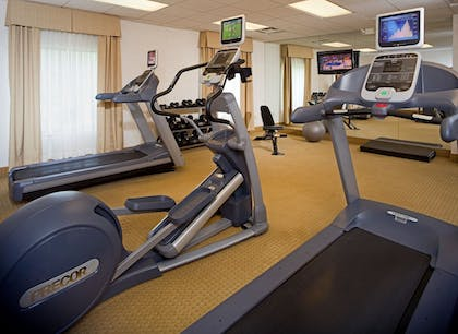 Sports Facility | Hampton Inn & Suites Pittsburgh-Meadow Lands