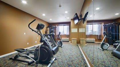 Gym | Best Western California City Inn & Suites