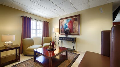 Lobby | Best Western California City Inn & Suites
