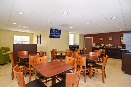 Breakfast Area | Best Western California City Inn & Suites