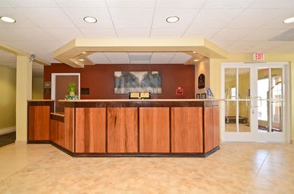 Reception | Best Western California City Inn & Suites