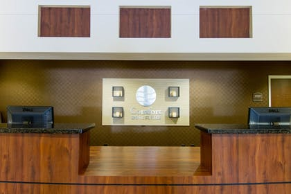 Interior Entrance | Comfort Inn & Suites Airport