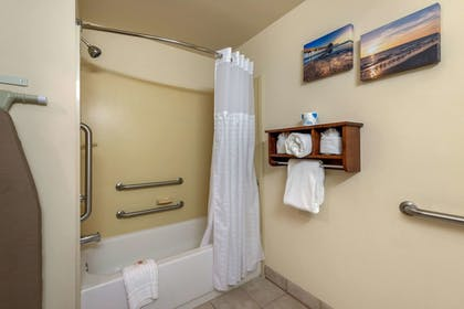 Bathroom | Comfort Inn & Suites Airport