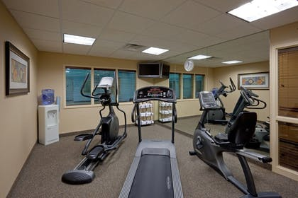 Fitness Facility | Holiday Inn Express Hotel & Suites Rochester