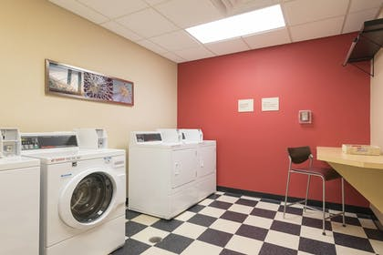 Laundry Room | TownePlace Suites by Marriott Kalamazoo