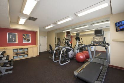 Sports Facility | TownePlace Suites by Marriott Kalamazoo