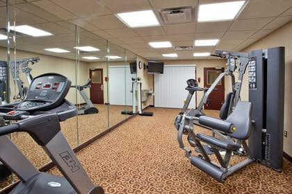 Fitness Facility | Holiday Inn Express Hotel & Suites Macon-West