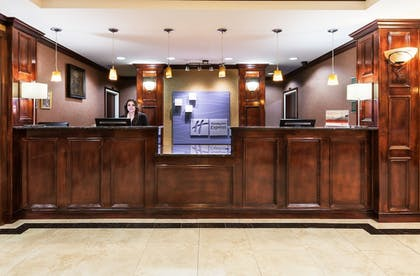 Reception | Holiday Inn Express & Suites East Amarillo