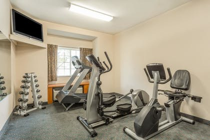 Fitness Facility | Microtel Inn & Suites by Wyndham Houma