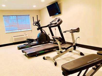 Fitness Facility   La Quinta Inn & Suites by Wyndham Fort Smith