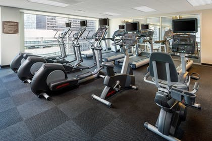 Sports Facility | Springhill Suites by Marriott Chicago Downtown/ River North
