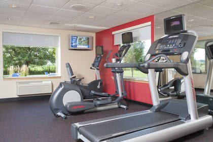 Fitness Facility | TownePlace Suites by Marriott - Des Moines Urbandale