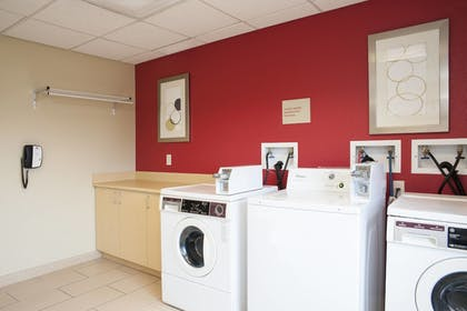 Laundry Room | TownePlace Suites by Marriott - Des Moines Urbandale