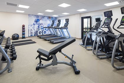 Fitness Facility | SpringHill Suites by Marriott Denver Airport