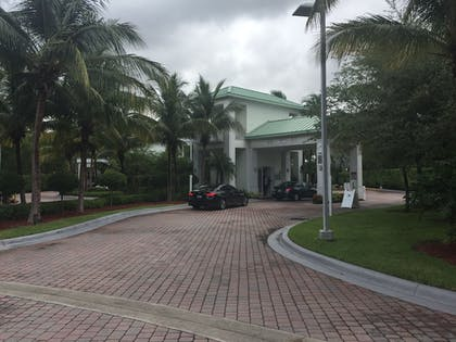 Hotel Entrance | Provident Doral at The Blue Miami