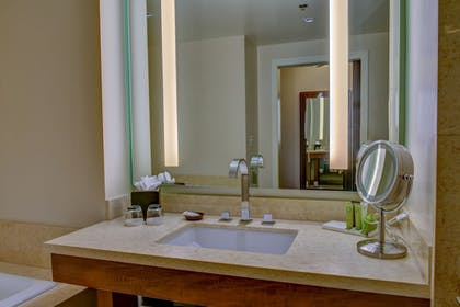 Bathroom Sink | The Fox Tower at Foxwoods