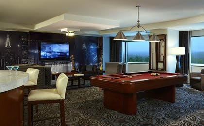 Hotel Lounge | The Fox Tower at Foxwoods