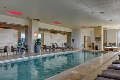 Indoor Pool | The Fox Tower at Foxwoods