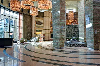 Interior Entrance | The Fox Tower at Foxwoods