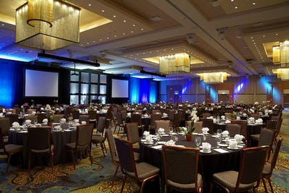 Banquet Hall | The Fox Tower at Foxwoods