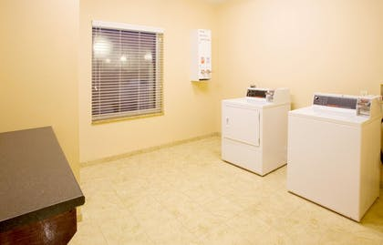Laundry Room | Holiday Inn Express Hotel and Suites of Falfurrias