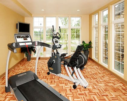 Gym | The Wildwood Hotel