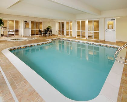 Indoor Pool | The Wildwood Hotel