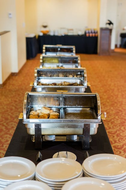 Buffet | The Wildwood Hotel