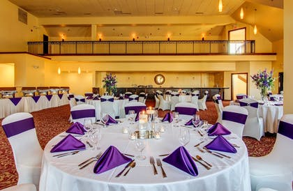 Banquet Hall | The Wildwood Hotel