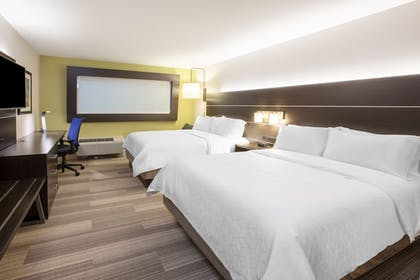 Room | Holiday Inn Express Hotel & Suites Canton