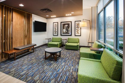 Interior | Holiday Inn Express Hotel & Suites Canton