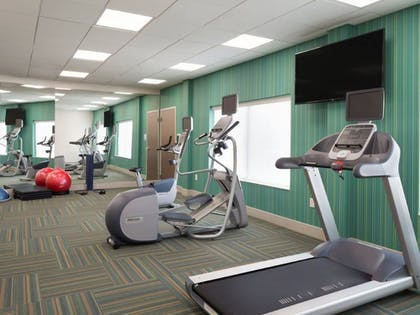 Fitness Facility | Holiday Inn Express Hotel & Suites Canton