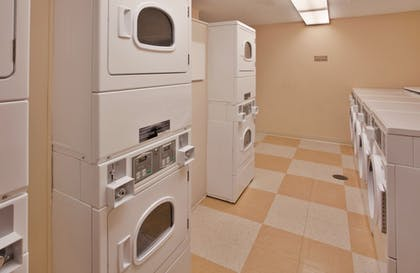 Laundry Room | Candlewood Suites Kansas City