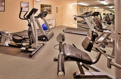 Fitness Facility | Candlewood Suites Kansas City