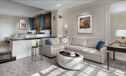 Living Area | The Palazzo Resort Hotel & Casino