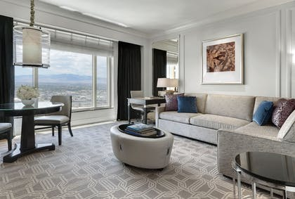 Living Room | The Palazzo Resort Hotel & Casino